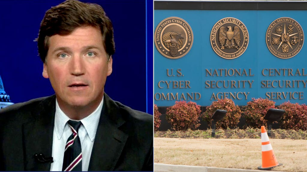 TUCKER CARLSON: NSA read my private emails, wanted to leak