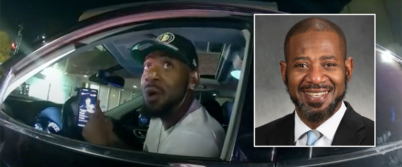 Bodycam video raises doubts over Dem state rep's claim that he was pulled over for 'Driving while Black'