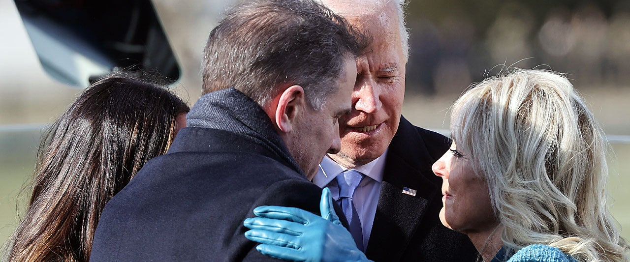 GOP seeks docs on 'disturbing and recurring' trend of Biden relatives trying to 'profit' off presidency