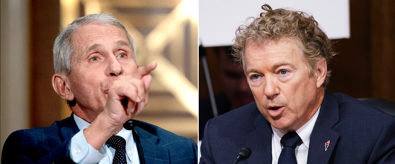 Dr. Fauci accuses Senator Paul of 'lying' in heated testimony over origins of COVID pandemic