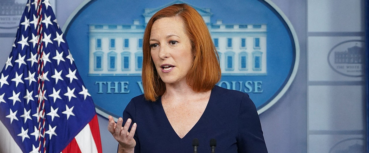 Gas and food prices soar as Democrats push for more spending, Psaki forced to defend 16-cent tweet