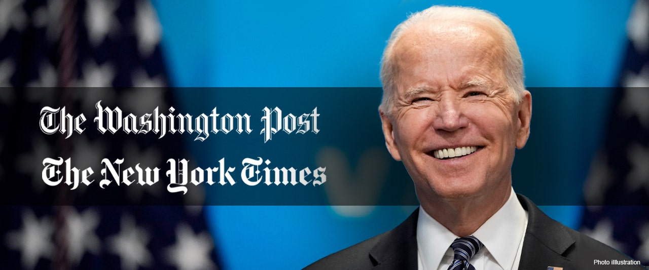 Mainstream news organizations look the other way as Biden's administration admits massive mistake