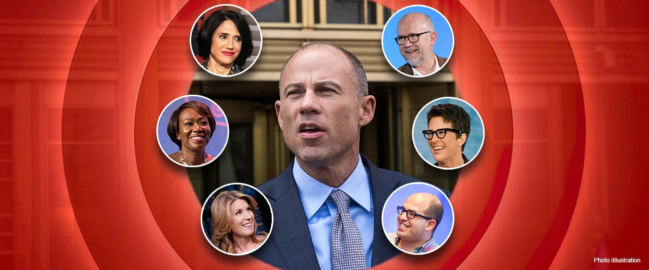 Critics let loose on media enablers of convicted con artist Michael Avenatti, as he heads to the slammer