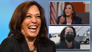 Watters: Kamala's laugh a 'defense mechanism' that often works; 'failed miserably' with Lester Holt