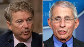 Sen. Paul reveals why he doubts Biden's DOJ will launch criminal probe into Fauci
