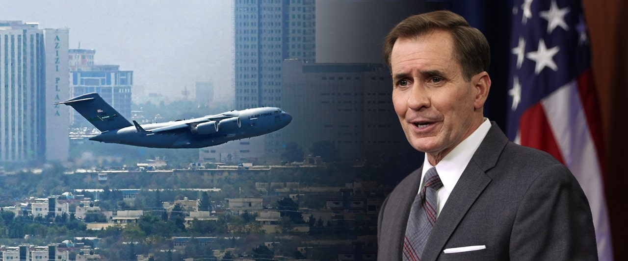 Pentagon reveals ISIS rocket hit inside Kabul airport perimeter in final hours of evacuation