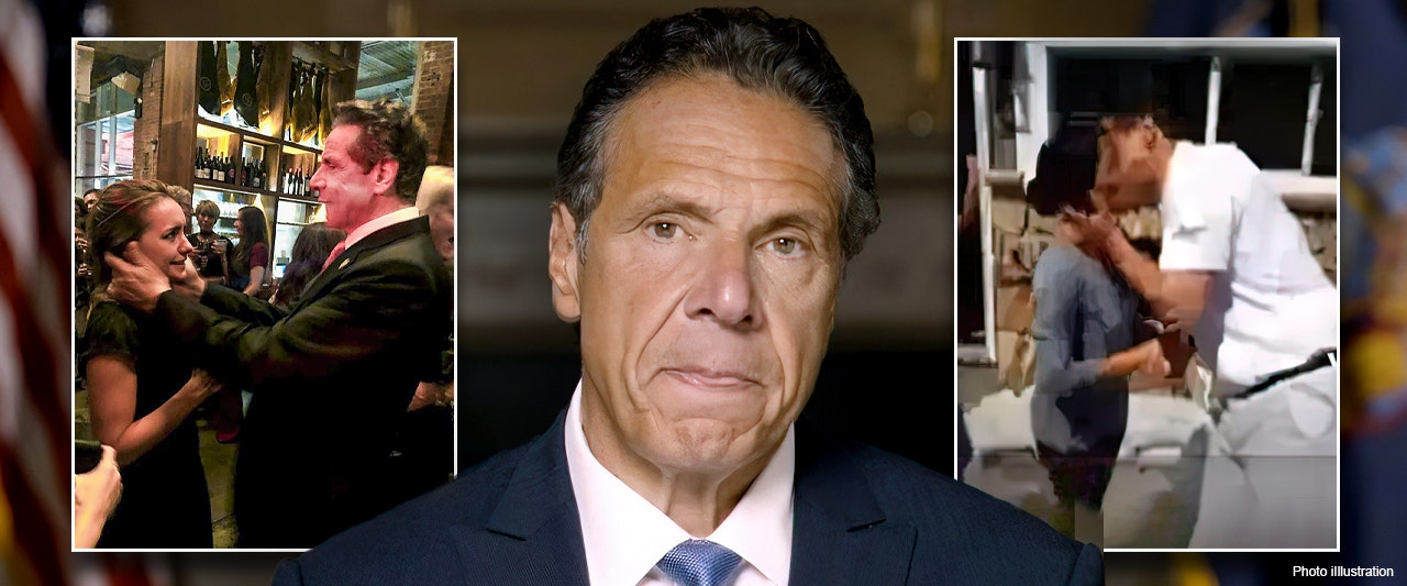 Cuomo denies inappropriate behavior after damning probe finding serial sexual harassment, retaliation