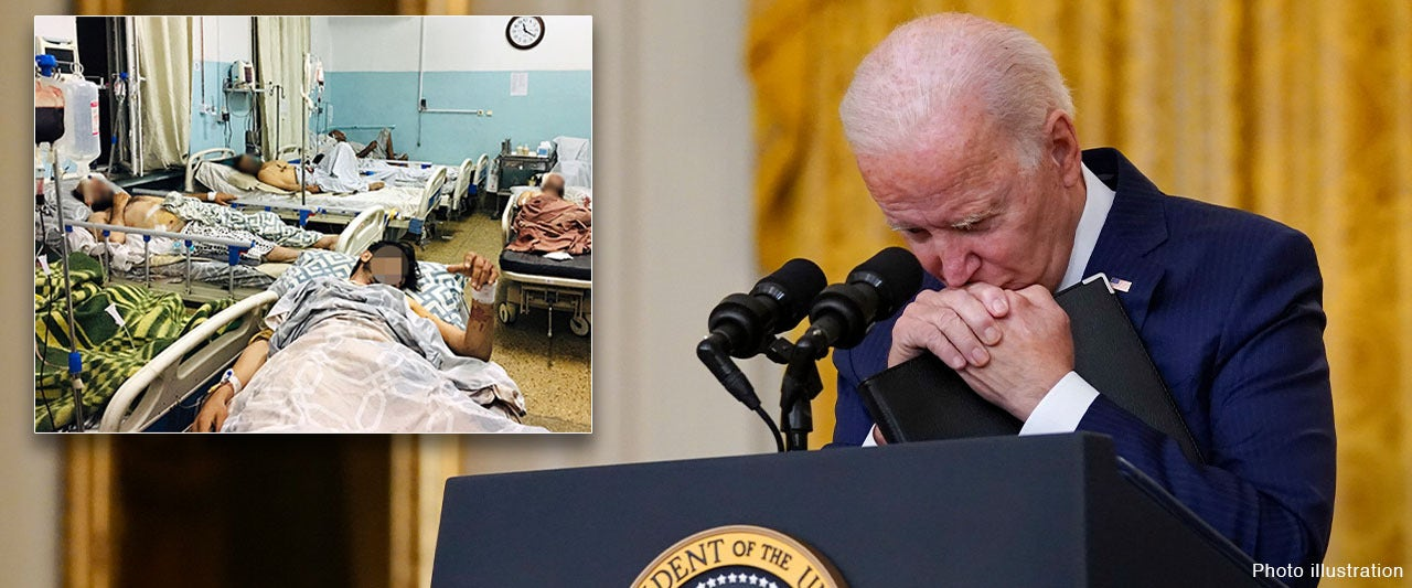 Biden doubles down on looming Afghan withdrawal as ISIS-K attacks kill at least 13 US service members