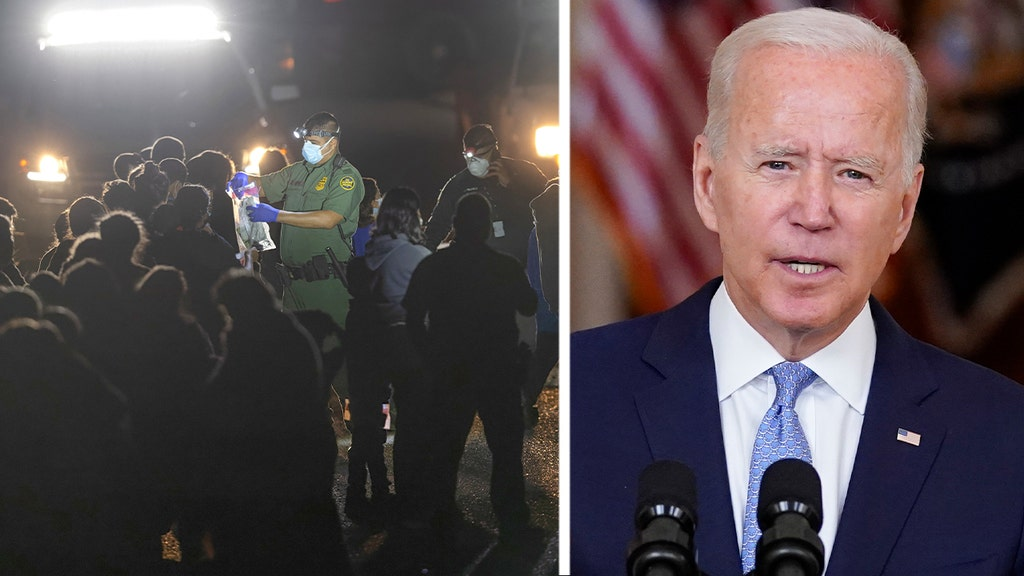 Border agents support Biden's security push — but say there's one big problem