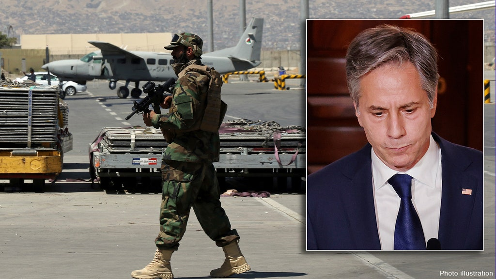 Lawmakers erupt as Biden admin finally admits scary truth about Afghan rescues