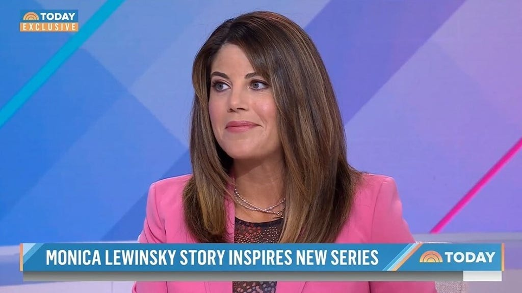 Lewinsky opens up about her feelings towards Bill Clinton years after scandal