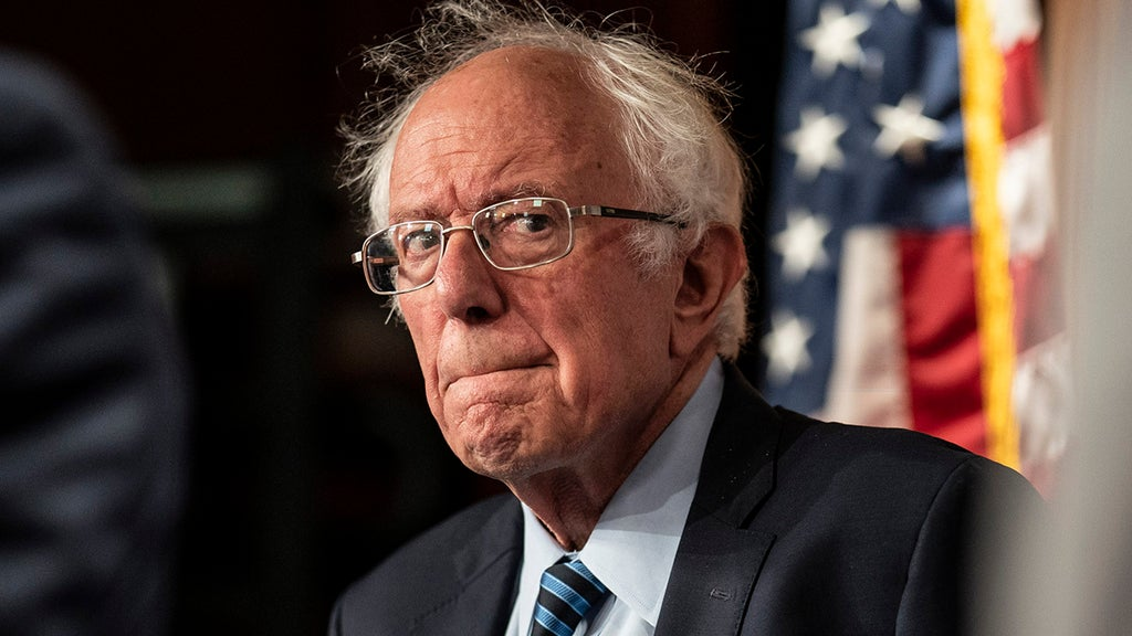 Sanders threatens to blow up Biden's spending splurge if condition isn't met