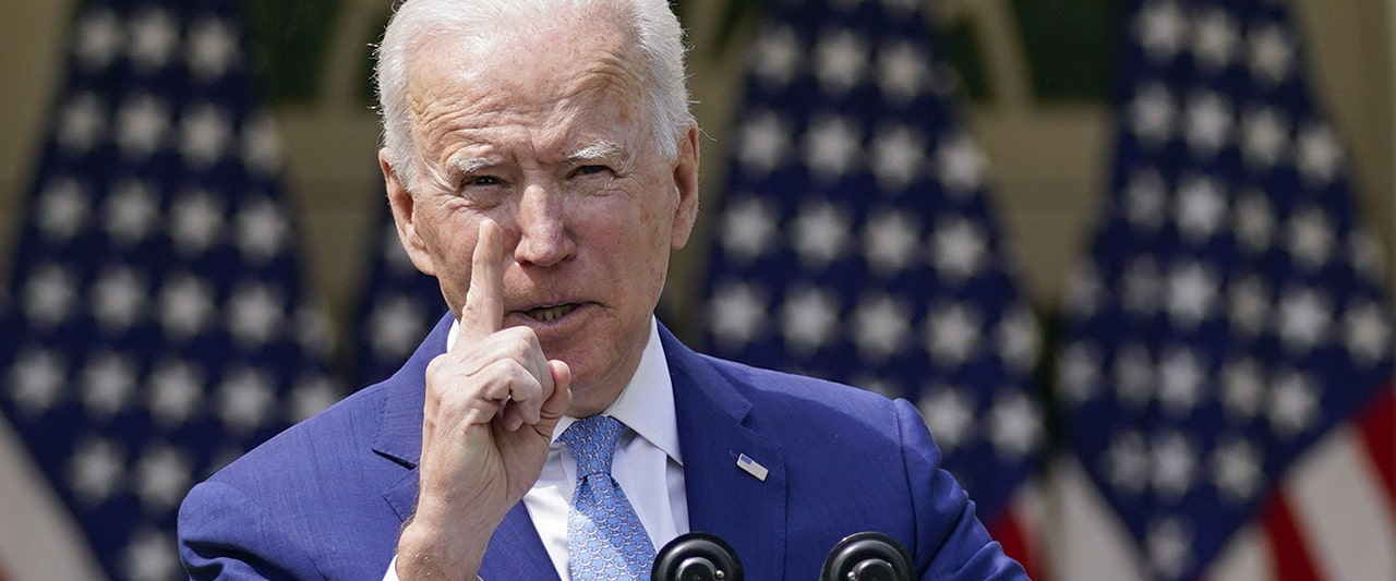 President Biden issues new COVID policy to distract from multiple crises overseas and at home