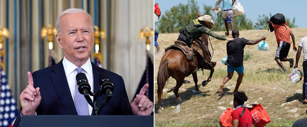 Biden vows to punish Border Patrol struggling to contain migrant crisis: 'Those people will pay''Those people will pay'