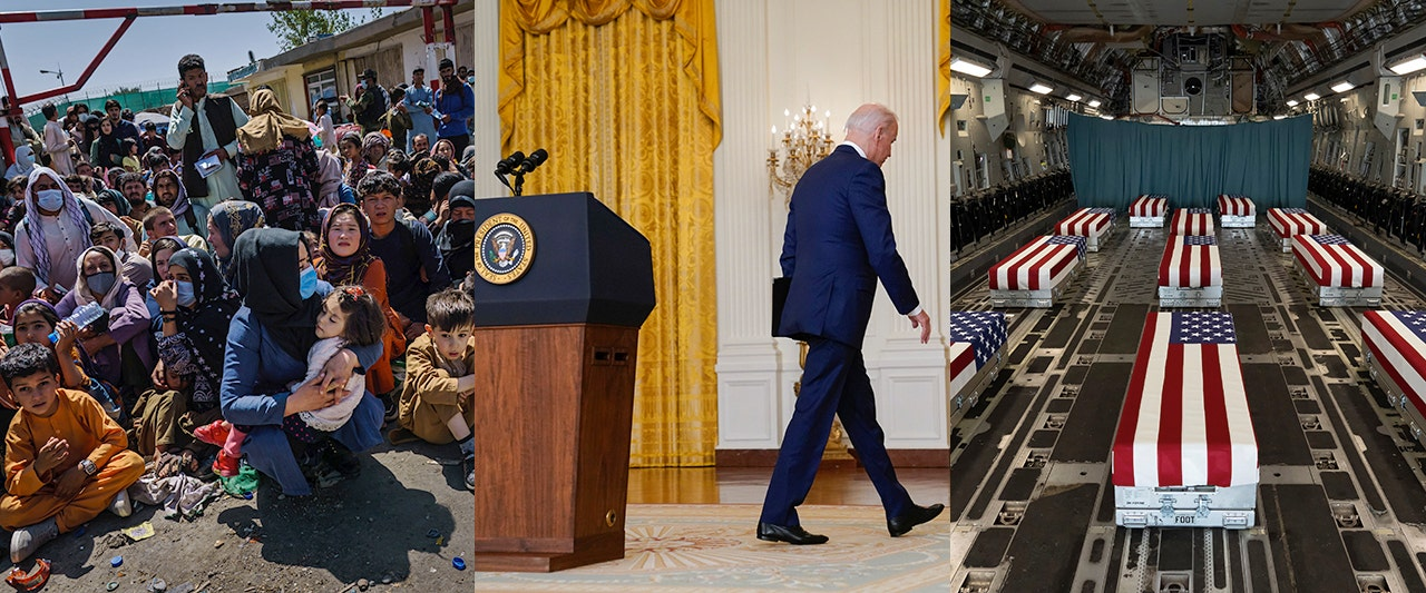 Citizens, experts, lawmakers across political parties question Biden's leadership after Afghan disaster