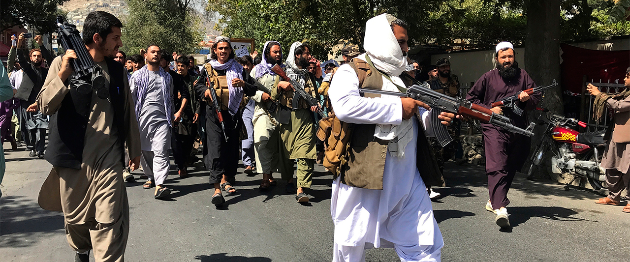 White House asked if it will recognize newly announced Taliban government in Afghanistan