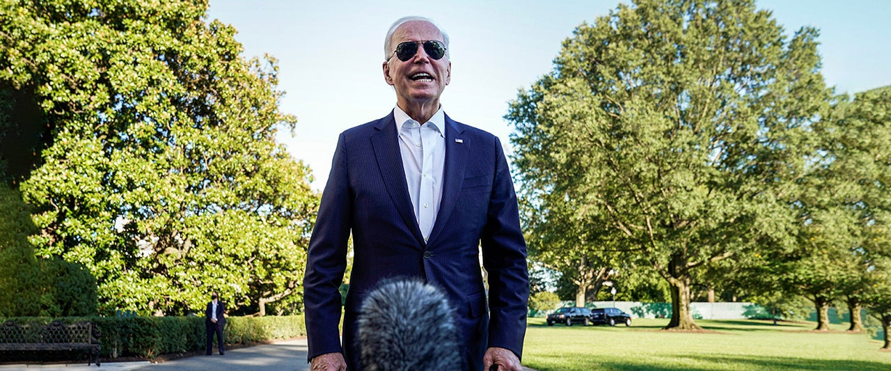 Just over eight months into office, President Biden is drowning in crises and his approval rating is plunging