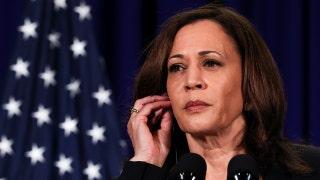 Will Cain: Kamala Harris 'used' on Biden ticket, been MIA ever since