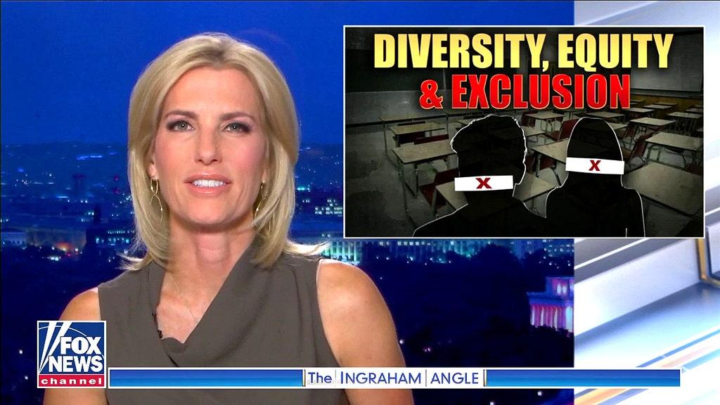 INGRAHAM: Critical race theory fraud accidentally exposed on CNN