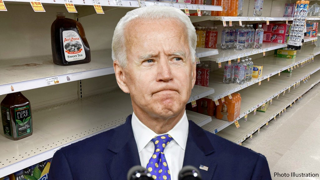 Biden mocked after clip resurfaces of him lashing out during shortages in '20