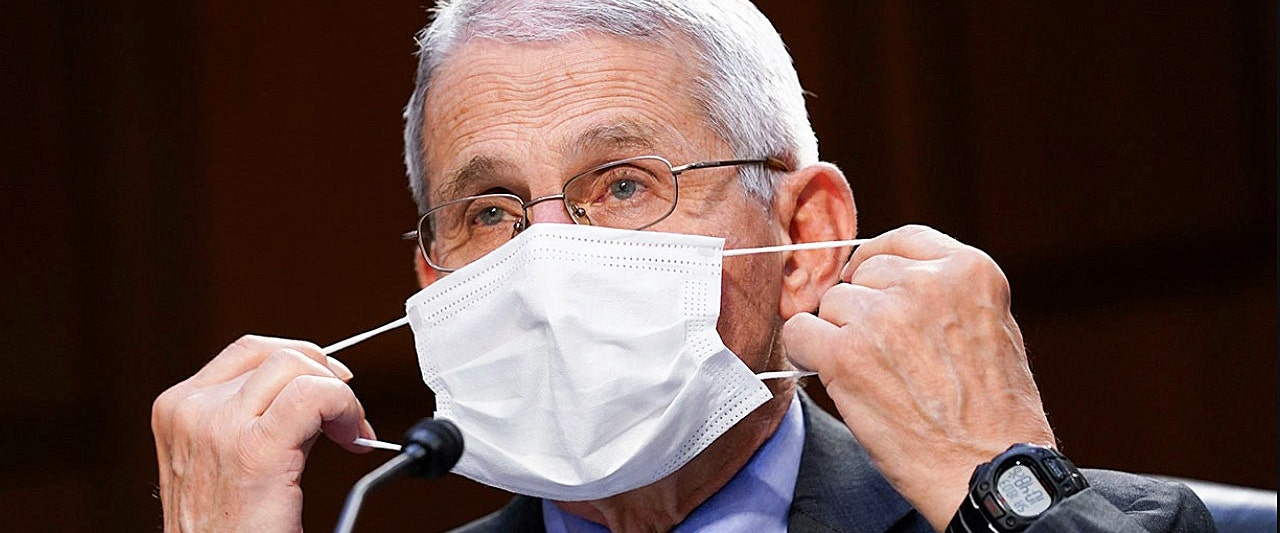 Fauci slammed for controversial statement about Christmas gatherings and it's not even Halloween yet