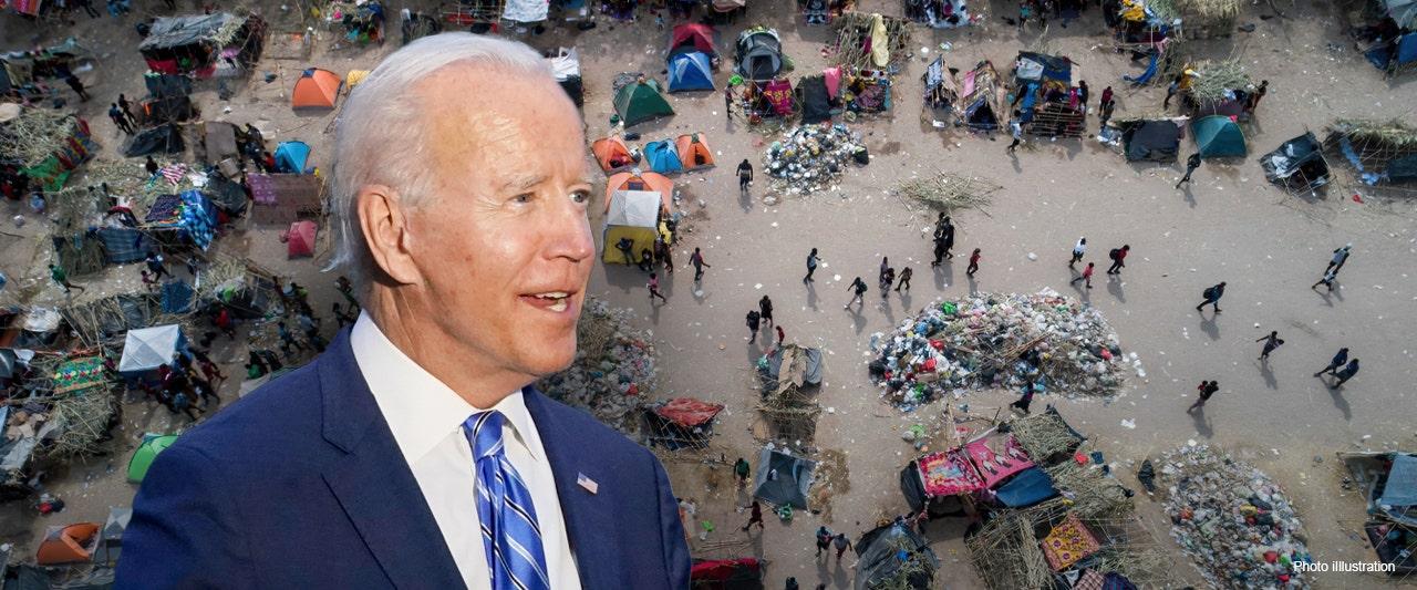 Former Democrat presidential candidate blasts Biden admin for 'bold-faced' lies on border crisis