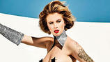Ireland Baldwin shows all