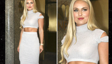Vonn heats up NYC