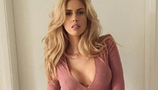Meet Lochte's Playmate gal