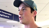 Actor goes berserk