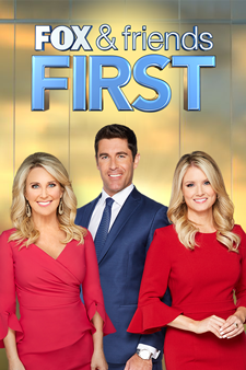 fox and friends first cast 2018
