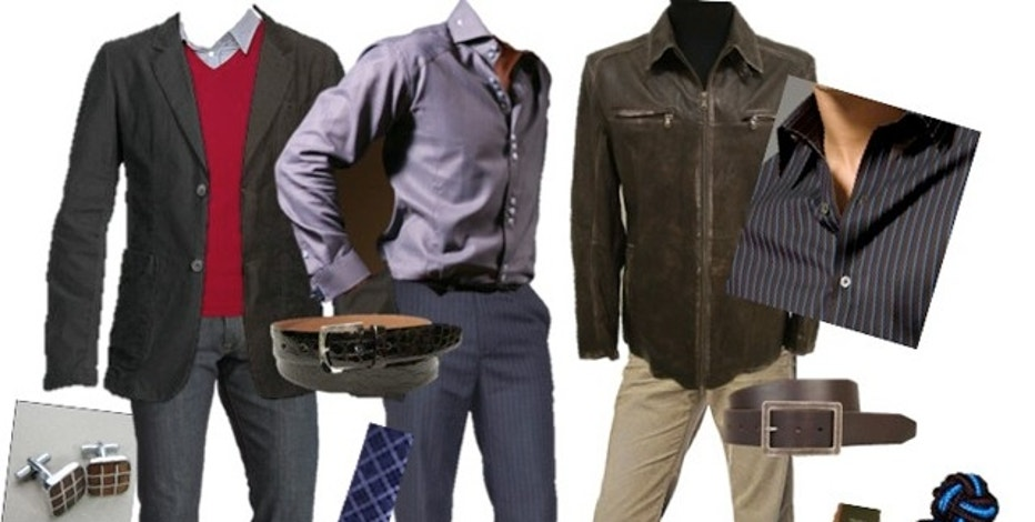 Hendricks Park's style experts chat with clients via webcam and teach them how to coordinate the clothing in their closets. (Source: Hendricks Park)