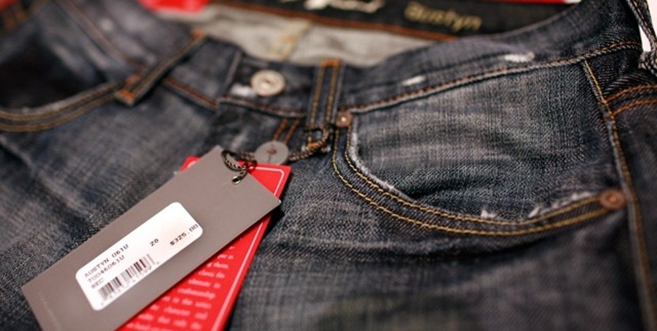 As the cost of cotton rises, denim makers are being forced to raise prices on an already-shaky consumer.