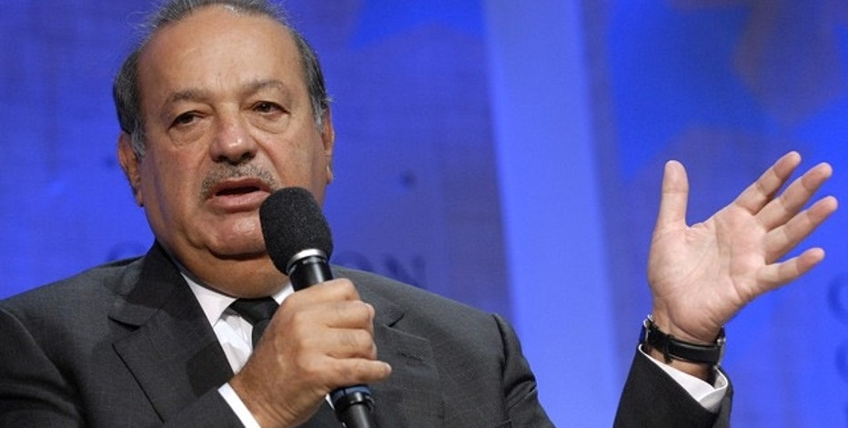 Mexican billionaire Carlos Slim is one of a number of high-powered business executives entrenched in the art world.