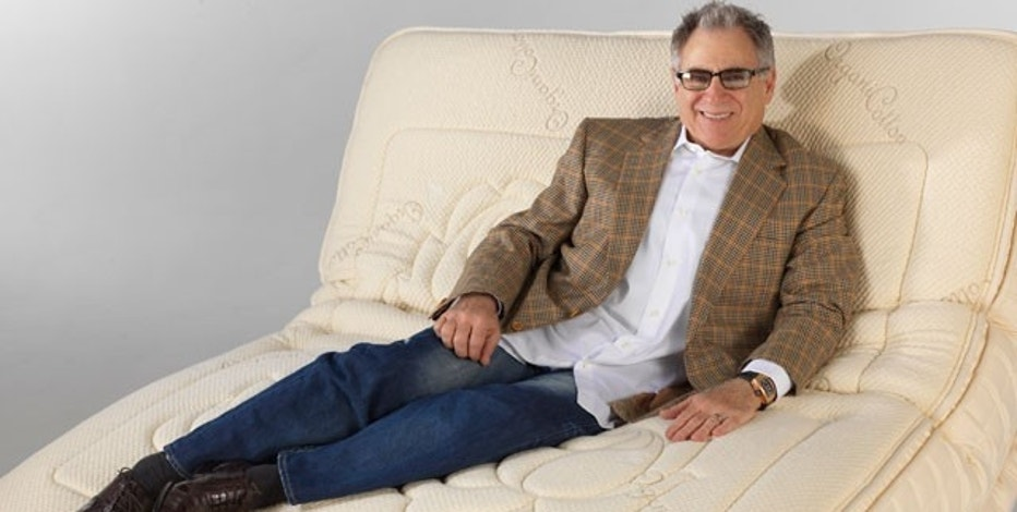 Earl Kluft, owner of E.S. Kluft & Co., introduced a $33,000 mattress in 2008 and is currently testing the waters with a higher-priced model.