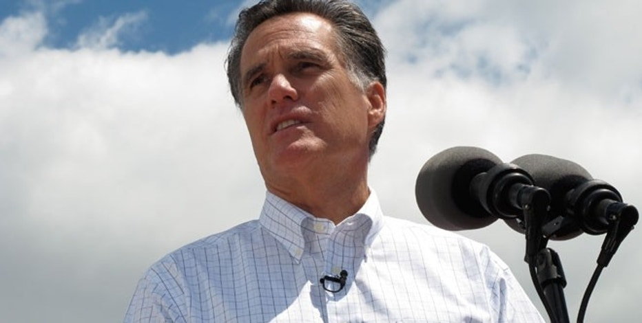 June 2: Mitt Romney announces his presidential candidacy in Stratham, N.H.
