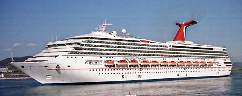 Carnival Cruise Ship Destiny
