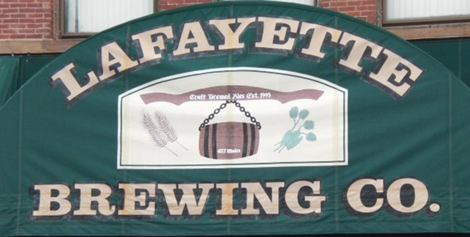 The Lafayette Brewing Company opened in 1993.