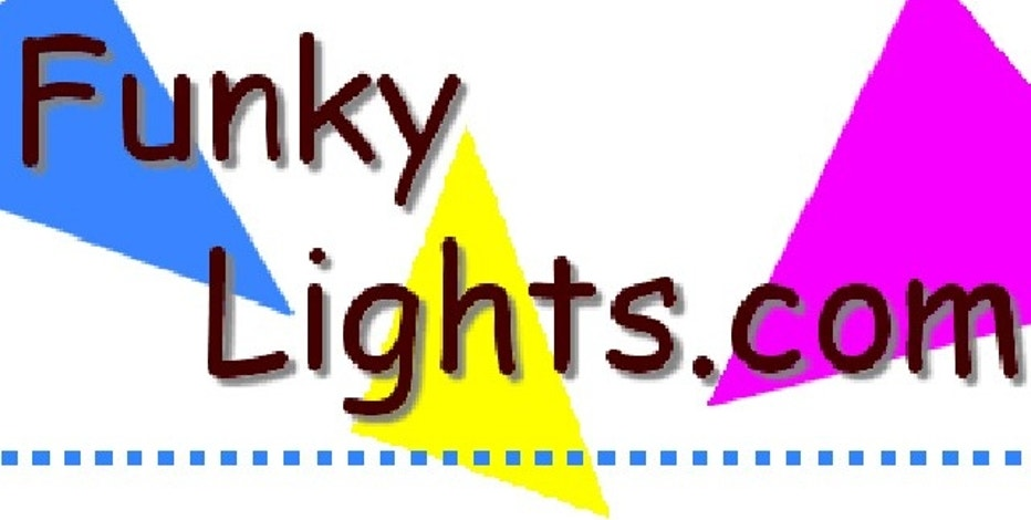 Gentry bought FunkyLights.com from a family member earlier this year.