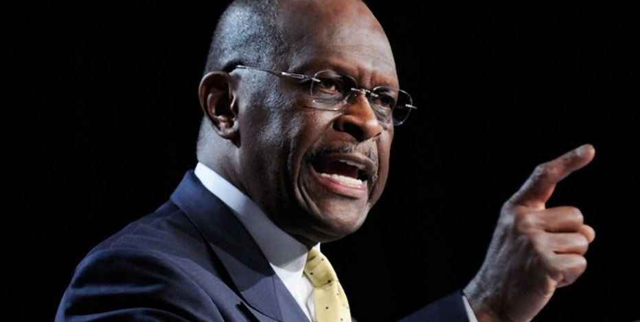 FILE: Republican presidential candidate Herman Cain