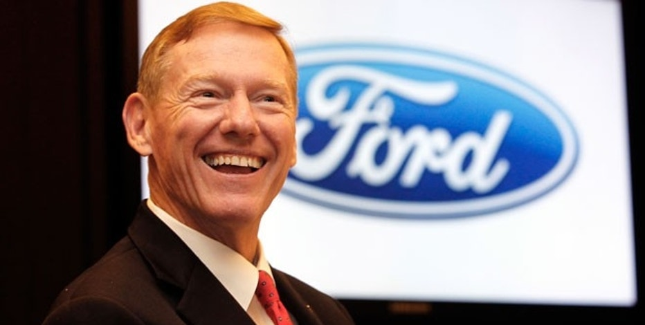 Business leaders ford s alan mulally fox business for Ford motor company alan mulally
