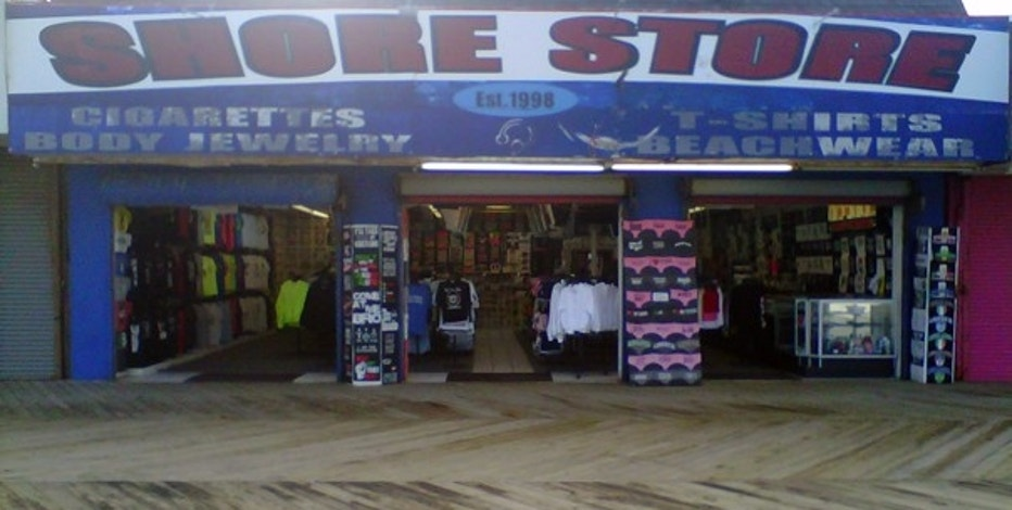 "Cast members of ""Jersey Shore"" on MTV worked at this Seaside Heights, N.J. shop."