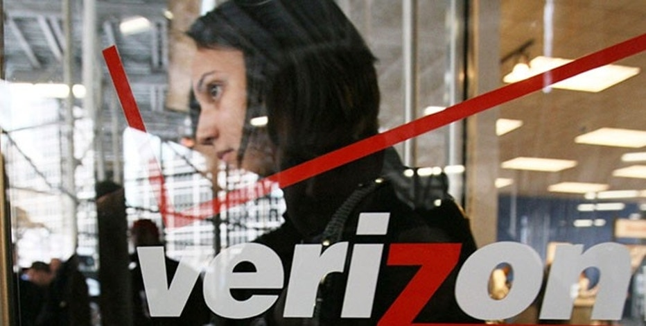 VERIZON/BLACKBERRY-STORM