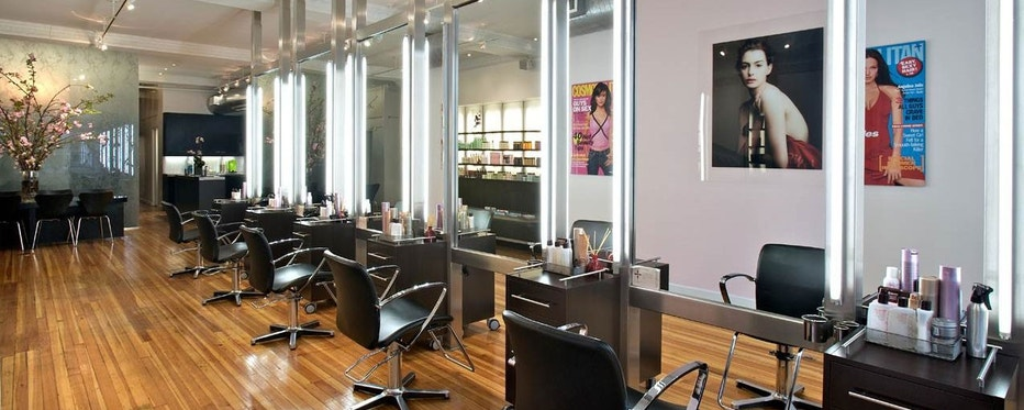 Ten people are currently on the wait list to get a $950 haircut from Ted Gibson in his New York salon.