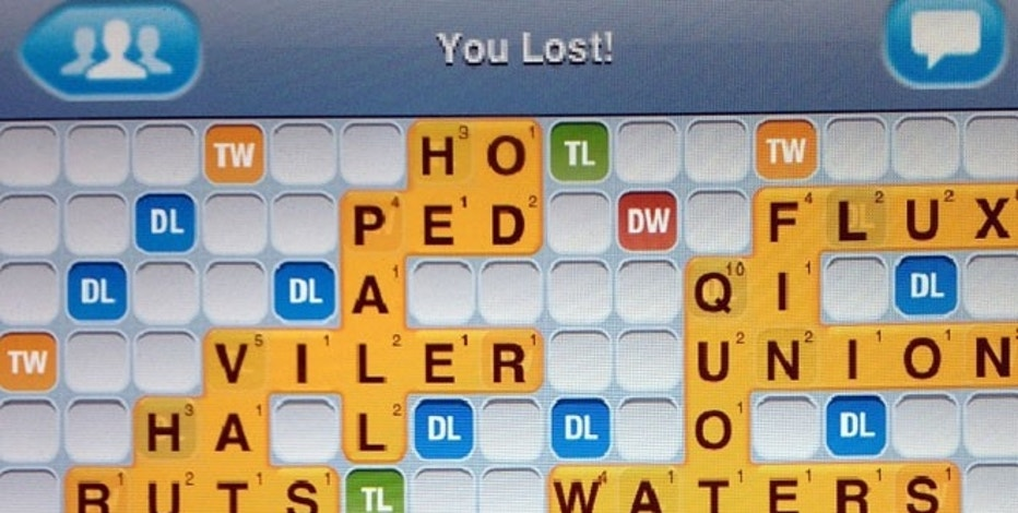 one strategy for dominating your opponents in zyngas words with friends is to memorize all the strange two letter words that the ubiquitous scrabble game