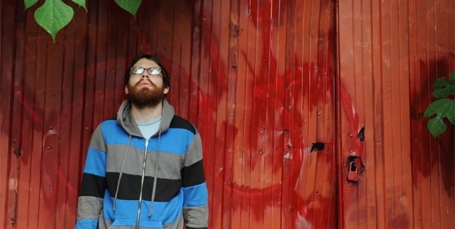 Andrew Auernheimer aka Weev, pictured here, was convicted on November 20 on federal charges relating to the breach of 120,000 email addresses of AT&T iPad 3G subscribers. He plans to appeal the verdict.