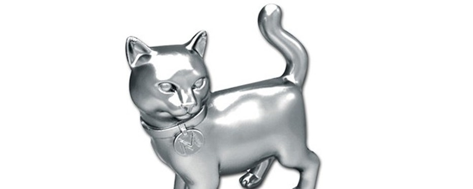 The cat is another option as a new token for the classic game.