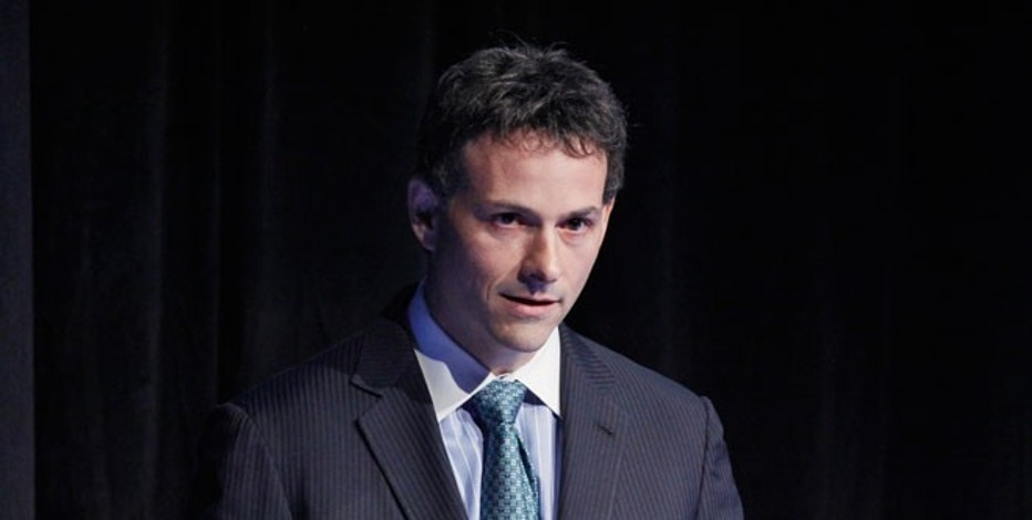 David Einhorn, president of Greenlight Capital, speaks during the Sohn Investment Conference in New York, May 16, 2012.