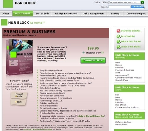 H&R Block Taxpayer Glitch Leads to Lawsuits   Fox Business