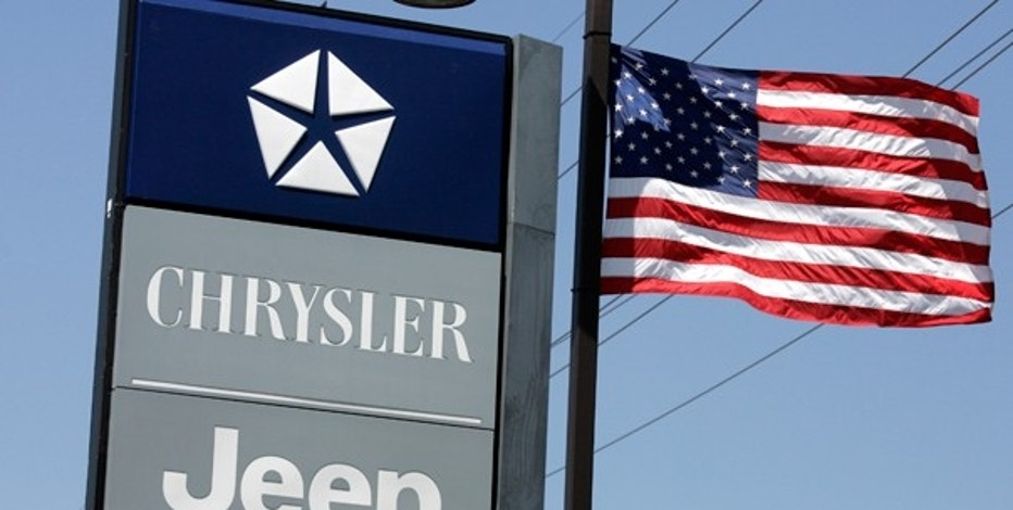 CHRYSLER-DEALERSHIPS/